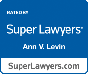 View the profile of Pennsylvania Family Law Attorney Ann V. Levin